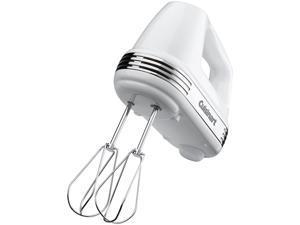 Cuisinart HM-50C Power Advantage 5-Speed Hand Mixer White