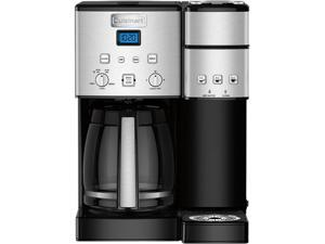 Cuisinart SS-15 Black Coffee Center 12 Cups Coffeemaker and Single-Serve Brewer