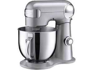 Cuisinart Precision Master™ 5.5-Quart Stand Mixer, Brushed Chrome SM-50BC