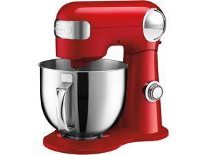 Cuisinart Precision Master™ 5.5-Quart Stand Mixer, Red SM-50R