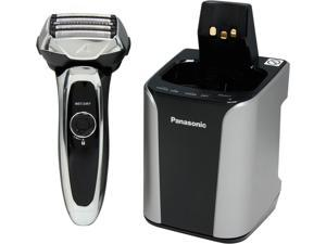 Panasonic ES-LV95-S 5-Blade Wet/Dry Shaver with Cleaning & Charging System