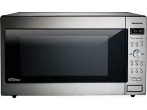 Panasonic NN-SD945S Countertop/Built-In Microwave with Inverter Technology, 2.2 cu. ft. , Stainless