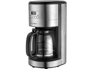 Coffee Pro 10-12 Cup Stainless Steel Brewer CPCM4276