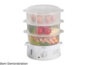 Rosewill RHST-15001 9.5-Quart (9L), 3-Tier Food Steamer