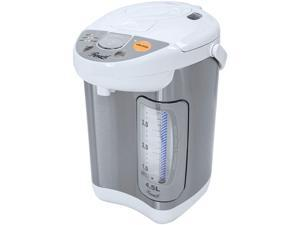 Rosewill 4.8 Quarts Electric Hot Water Boiler and Warmer with 3 Stage Temperature Settings / White RHTP-20002