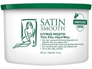 SATIN SMOOTH CITRUS MOJITO THIN FILM HARD WAX