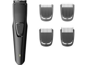 Philips Norelco BT1211/70 Beardtrimmer Series 1000 Beard and Stubble Trimmer