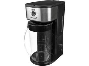 Brentwood KT-2150BK Iced Tea and Coffee Maker with 64 oz. Pitcher, Black