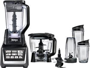 Nutri Ninja BL682 1500W Professional Digital Blender System w/ Auto-iQ Program