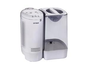 Optimus U-32010 3.0 Gallon Warm Mist Humidifier with Wicking Vapor System