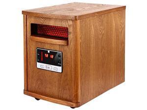 Optimus H-8121 Optimus Infrared Quartz Heater With Remote Control & LED Display