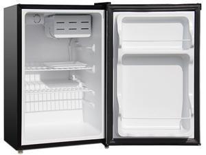 Ecohouzng ECH70024S 2.4 cu. ft. Energy Star Mini Refrigerator Black