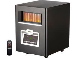 Optimus H-8214 Infrared Quartz Heater with Remote Control