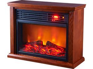 Optimus H-8261 Fireplace Infrared Heater with Remote Control