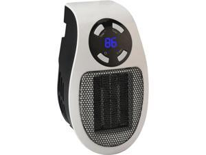 Optimus H-7801 Mini Plug In Handy Heater With Thermostat