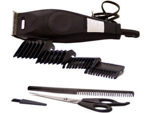 Vivitar PG-6000BK 10 piece Hair Clipping Kit Black