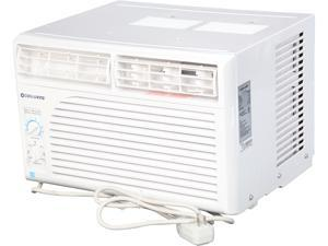 Cool Living 5000 BTU Manual Compact Window Air Conditioner CLW-15C1A-G09AC