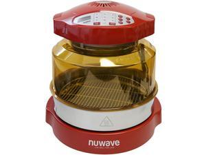"NuWave Pro Plus Oven (Red) with 3"" Extender Ring Kit"