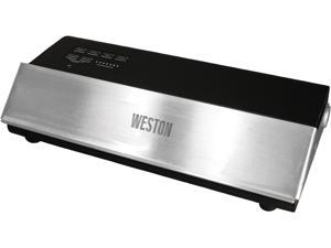 "Weston 11"" 210W One Touch Professional Advantage Kitchen Meat Vacuum Sealer 65-0501-W"