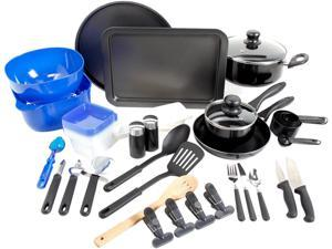 Gibson Total Kitchen 59-Piece Combo Set