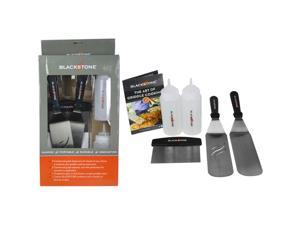 Blackstone 1542 Stainless Steel Commercial Grade Griddle Tool Kit