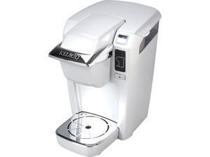 Keurig K10 Mini Plus Coffee Brewing System Platinum