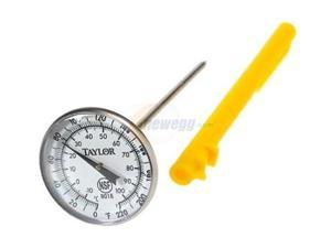 Taylor 8018N Anti-Microbial Instant Read Thermometer with Extra Large Dial