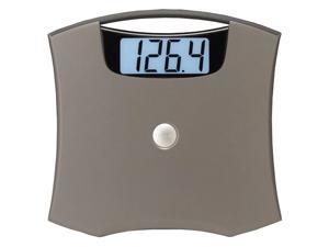 """TAYLOR 740541032 Nickel Accented Lithium Scale with 2"""" LCD Readout"""