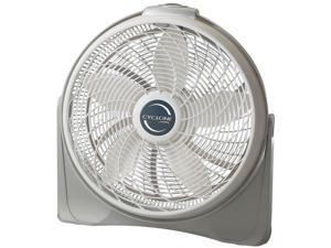 LASKO 3520 Cyclone 20 in. Power Circulator Fan, 3-speed