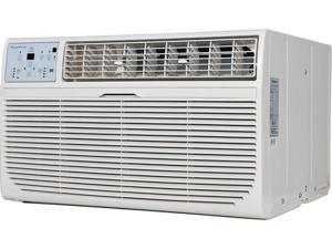 "Keystone KSTAT12-2C Energy Star 12,000 BTU 230V Through-the-Wall Air Conditioner with ""Follow Me"" LCD Remote Control"