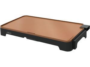 "Bella Copper Titanium XL 12"" x 22"" Griddle 14648"