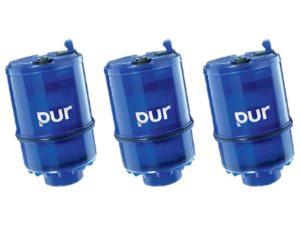 PUR RF99993 Faucet Mount Replacement Water Filter - mineralclear 3 Pack