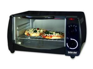 Better Chef IM-256B Black 8-Liter Toaster Oven