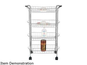 Better Chef SR-4 4 Tier Storage Cart