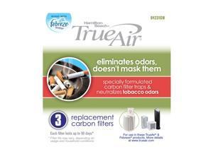 Hamilton Beach TrueAir® Replacement Air Filters 3-Pack for Smoke Odors 4231GW