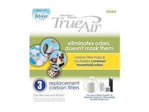 Hamilton Beach 04230G True Air Replacement Carbon Filter 3-Pack
