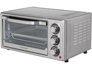 Hamilton Beach 31511 Stainless Steel Stainless Steel 6 Slice Toaster Oven