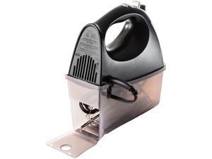 Hamilton Beach 62641 6 Speed Hand Mixer with QuickBurst Black