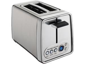 Hamilton Beach 22792 Modern Chrome 2 Slice Toaster