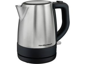 Hamilton Beach 40998 1 Liter Stainless Steel Electric Kettle