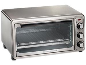 Hamilton Beach 31411 Toaster Oven, Stainless Steel