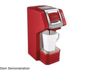 Hamilton Beach 49945 FlexBrew Single-Serve Coffee Maker, Red