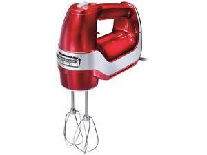 Hamilton Beach 62653 Professional Hand Mixer 5 Speed Red