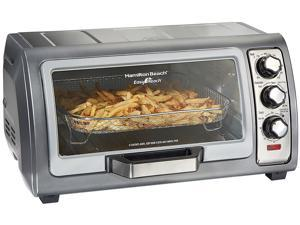 Hamilton Beach R31523 Sure-Crisp Air Fryer Toaster Oven with Easy Reach Door