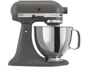 KitchenAid KSM150PSGR  Artisan Stand Mixer with Pouring Shield, 5 Quarts,Imperial  Grey