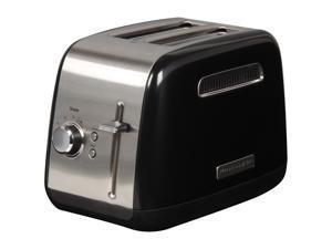 KitchenAid KMT2115OB Onyx Black 2 Slice Toaster