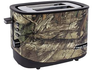 Magic Chef MCL2STRT 2-Slice Toaster, Realtree Camo
