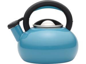 Circulon  51244  1.5-Quart sunrise teakettle, capri turquoise