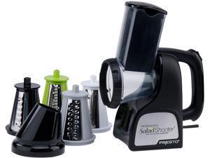 PRESTO 02970 Professional SaladShooter Electric Slicer/Shredder