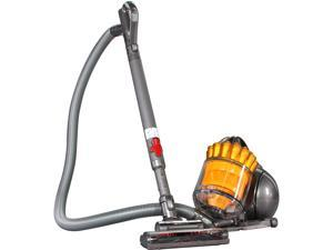 Dyson DC39 Multi Floor Canister Vacuum | Yellow